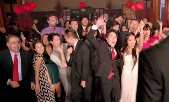 asian dancing